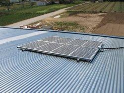 energia solar en fábricas